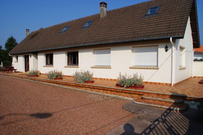 Gîte Maison Rêve Guercamps 62 - La maison